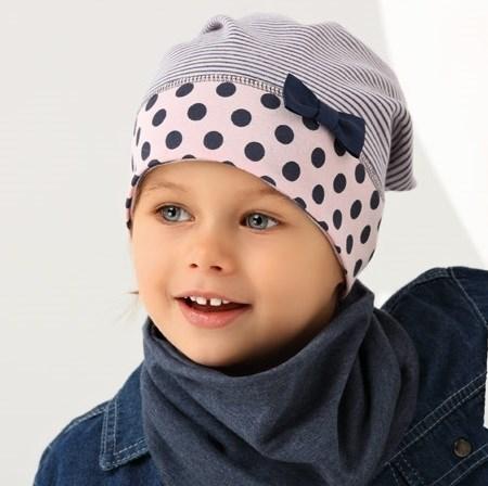 .AJS шапка 38-066 одинарн.трикотаж (р.52-54) - фото 16591