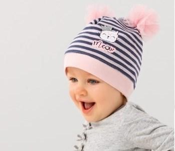 .AJS шапка 38-028 одинарный трикотаж (р.48-50) - фото 17434
