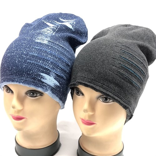 ambra шапка двойной трикотаж  (р.52-56) - фото 18583