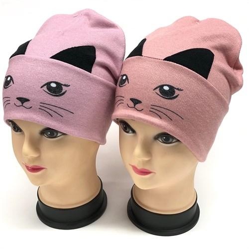 ambra шапка двойной трикотаж (р.52-54) - фото 18621