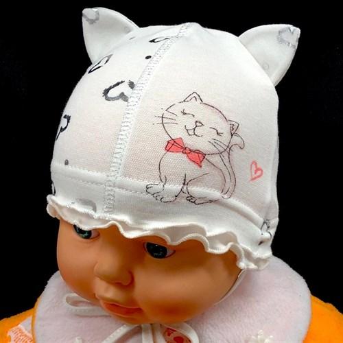 Magrof шапка арт.4148 одинарн.трикотаж (р.40-46) - фото 19621