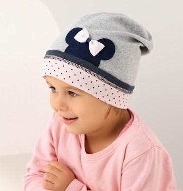 .AJS шапка 38-067 одинарн.трикотаж (р.52-54) - фото 19688