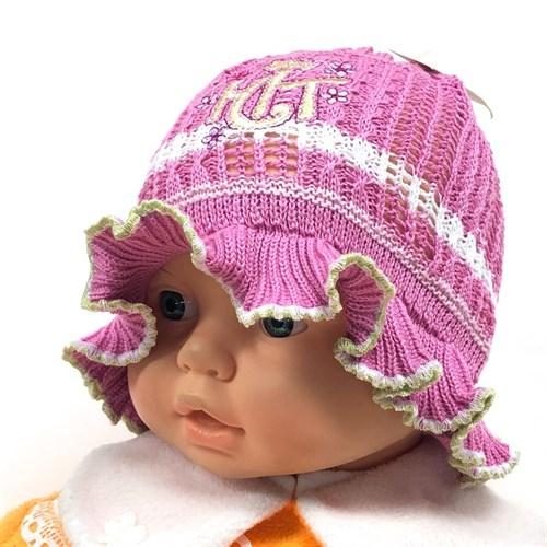 didi ажурная вязка шапка-панама(р.46-48) - фото 19779