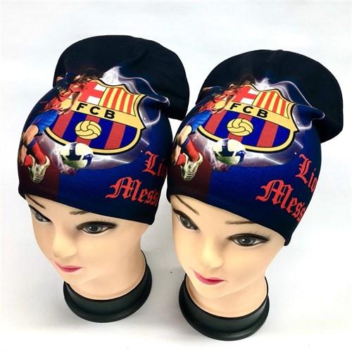ambra шапка двойной трикотаж (р.50-54) футбол - фото 20319
