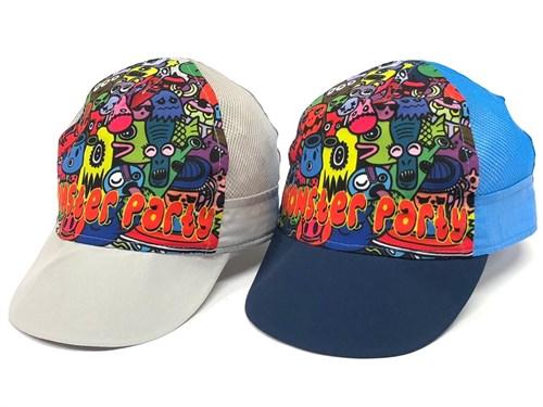 кепка детская (р.50-52) Monster party - фото 21664