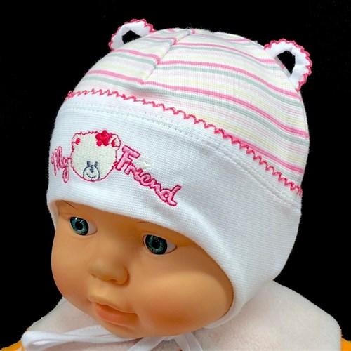 Marika шапка MWJ 1037 одинарный трикотаж (р.42-46) - фото 22071