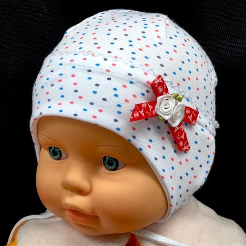 Milli модель розочки  шапка (р.42-44) - фото 22093