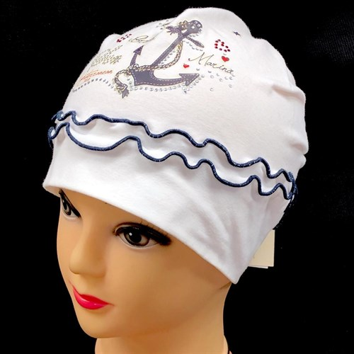 Jamiks 15207 шапка одинарный трикотаж (р.52-54) - фото 22381