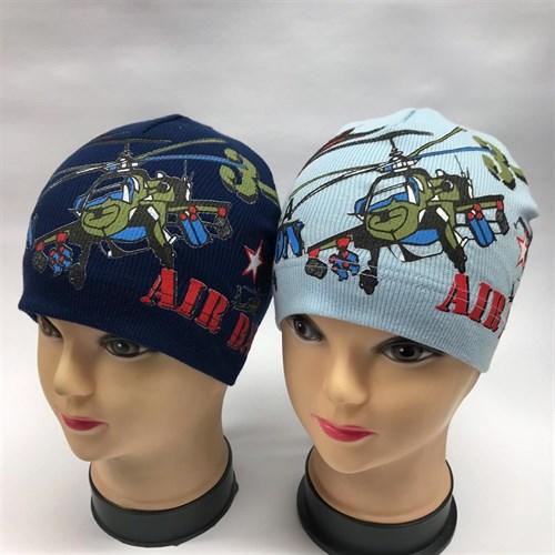 "MP шапка""AIR BASE"" одинарн.трикотаж (р.48-50) - фото 22645"