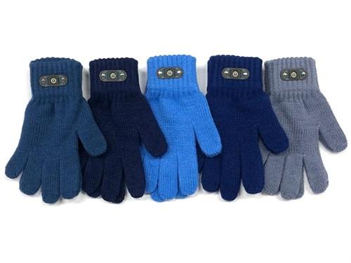 Теплыши перчатки TG-072 одинарная вязка (размер 14) - фото 23411