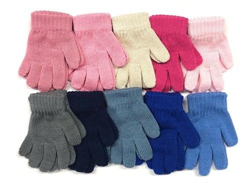 Теплыши перчатки TG-112 одинарная вязка (размер 13) - фото 23421