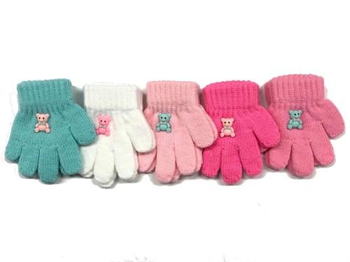 Теплыши перчатки TG-172 одинарная вязка (размер 12) - фото 23428