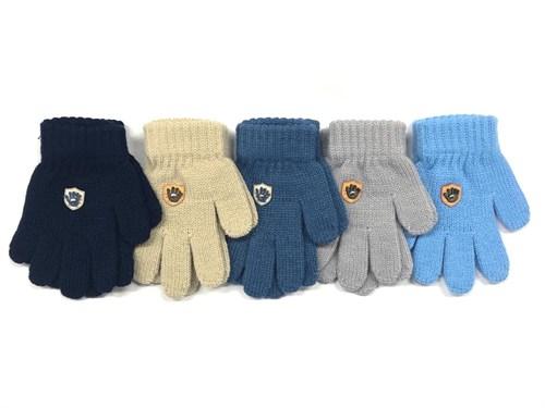 Теплыши перчатки TG-049 одинарная вязка (размер 12) - фото 23437