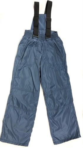 Milli брюки демисезонные, подклад флис арт. 6240 синий (р.110.116.122.128.134) - фото 23476