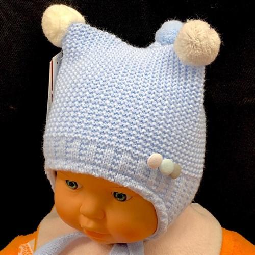 Barbaras модель AV 812/ME шапка с утеплителем, подклад хлопок (р.40-42) - фото 23717