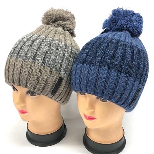 Barbaras модель AV 199/MA  шапка двойн. вязка(р.50-52) - фото 23821