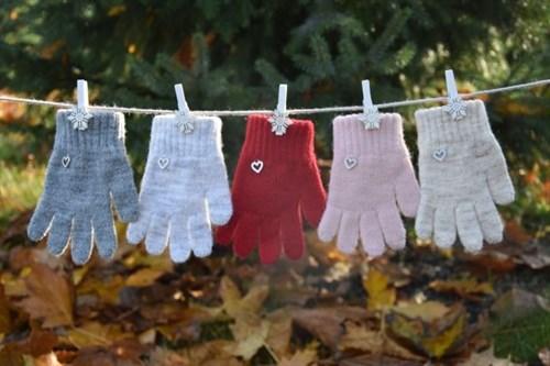 margot перчатки DREAM одинарная вязка (размер 14) - фото 24097