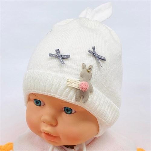 HATS HOUSE шапка вязаная,подклад хлопок (р.42-44) - фото 24796