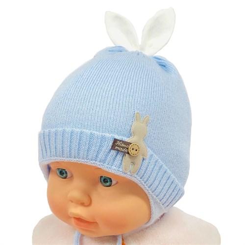 HATS HOUSE шапка вязаная, подклад хлопок (р.42-44) - фото 24822