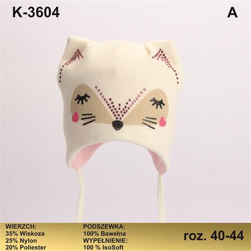 Magrof шапка KOD-3604 ISOSOFT подклад хлопок (р.40-46) - фото 25627