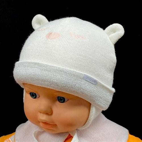 GRANS шапка N 128ST на утеплителе, подклад хлопок (р.36-38) - фото 26249