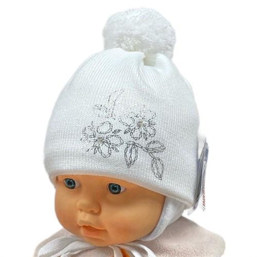 GRANS мод. A 924 ST шапка с утеплителем, подклад хлопок (р.40-42) - фото 26547