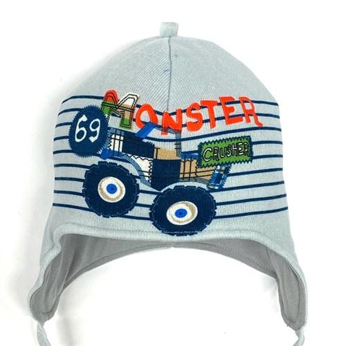 ambra шапка с утеплителем подклад хлопок (р.48-50) - фото 26669