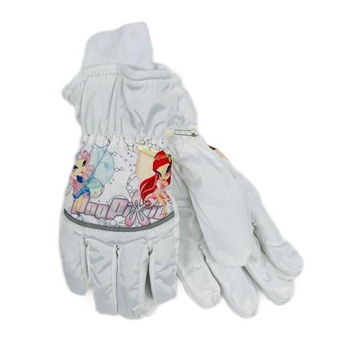 перчатки для девочки (4-6 лет) - фото 26746