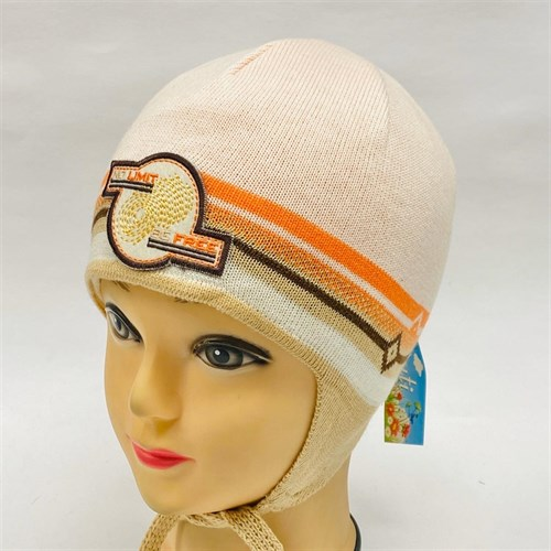 Aguti модель 428 шапка для мальчика подкл.хлопок (48-50) - фото 26770
