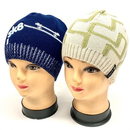 achti шапка вязка в ассортименте(р.с 48-54) - фото 26898