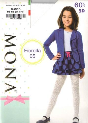 колготки MONA 60DEN Fiorella 05 (р.140-146) - фото 26942