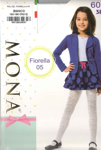 колготки MONA 60DEN Fiorella 05 (р.152-158) - фото 26944