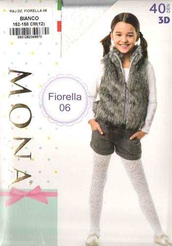колготки MONA 40DEN Fiorella 06 (р.152-158) - фото 26946