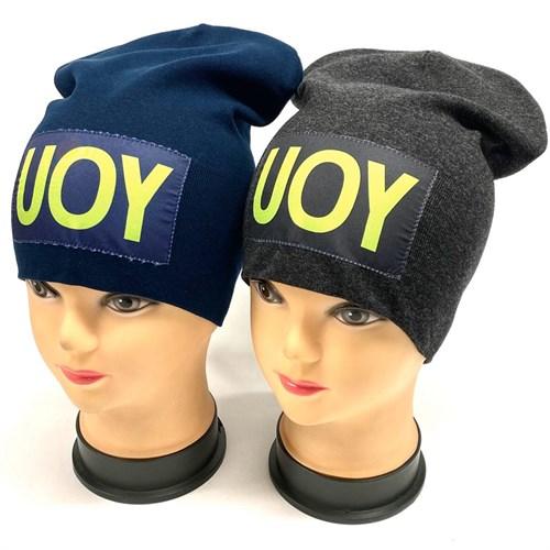 ambra шапка двойной трикотаж (р.52-54) - фото 27029
