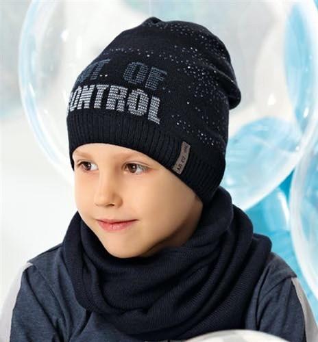 .AJS шапка 40-191 одинарная вязка (р.52-54) - фото 27215