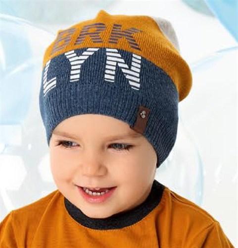 .AJS шапка 40-180 одинарная вязка (р.50-52) - фото 27347