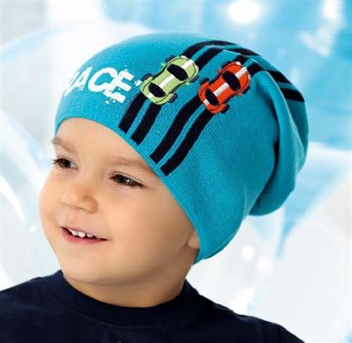 .AJS шапка 40-103 одинарная вязка (р.50-52) - фото 27351