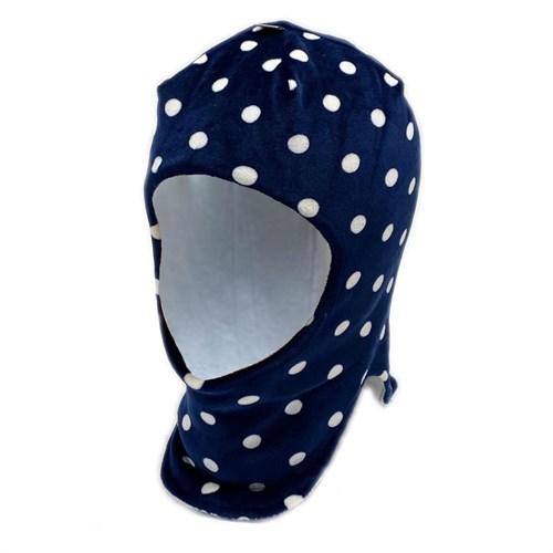 шлем велюровый с утеплителем (р.48-52) - фото 27942
