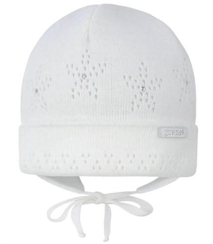 GRANS шапка Ku 450 вязаная, подклад хлопок (р.36-38) - фото 28055