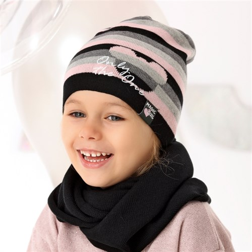 .AJS шапка 40-087 одинарная вязка (р.50-52) - фото 28112