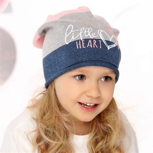 .AJS шапка 40-126 одинарная вязка (р.50-52) - фото 28138
