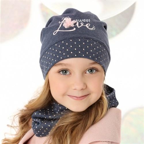 .AJS шапка 40-169L одинарный трикотаж (р.52-54) - фото 28213