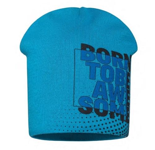 Barbaras модель BB 105/0 шапка одинарная вязка (р.52-54)светло-серый - фото 28579