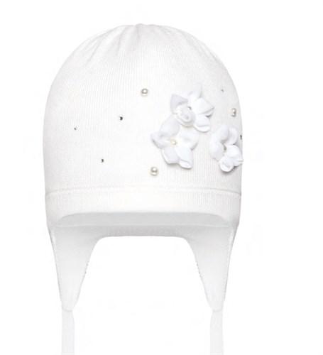 Barbaras модель  NB 303/C шапка одинарная вязка, подклад хлопок (р.44-46) - фото 28582