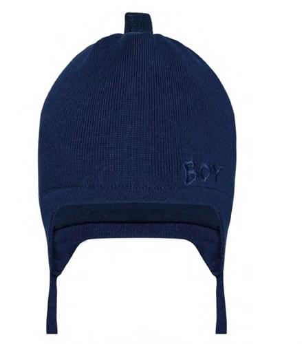 Barbaras модель NB 22/C шапка вязка на х/б. подкладе (р.36-38) - фото 28585