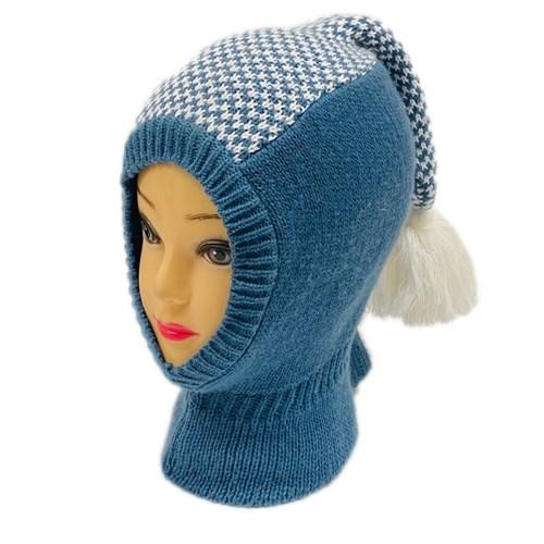 .шлем в ассортименте одинарная вязка  (р.48-50) - фото 28710