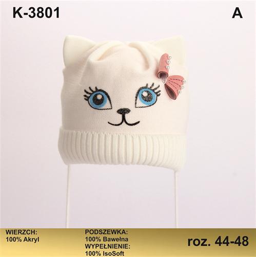 Magrof шапка KOD-3801 ISOSOFT подклад хлопок (р.44-50) - фото 28840