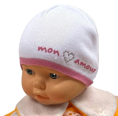 Barbaras модель U 55 шапка одинарная вязка (р.42-44, 44-46) - фото 29535