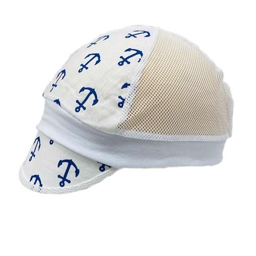 кепка летняя с сеткой (р.50-52) в ассортименте - фото 30946