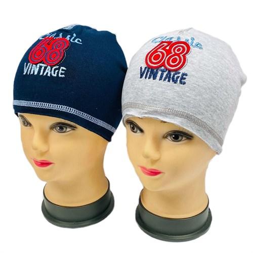 Witmar шапка двойной трикотаж (68)(р.50-52) - фото 31024
